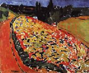 Maurice de Vlaminck The Hills a Rueil oil painting picture wholesale