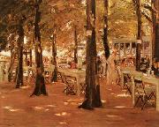 Max Liebermann Old Vinck oil painting picture wholesale