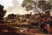 Nicolas Poussin Landscape with the Funeral of Phocion oil painting picture wholesale