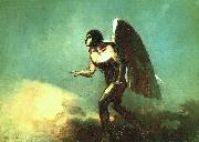Odilon Redon The Winged Man oil painting picture wholesale