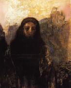 Odilon Redon Parsifal oil painting artist