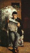 Paul Cezanne The Artist's Father oil painting picture wholesale