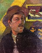 Paul Gauguin Self Portrait    1 oil painting picture wholesale