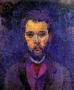 Paul Gauguin Portrait of William Molard oil painting picture wholesale