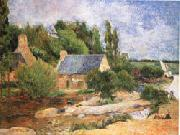Paul Gauguin Washerwomen at Pont-Aven oil painting picture wholesale