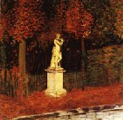 Paul Helleu Autumn at Versailles oil painting picture wholesale