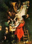 Peter Paul Rubens The Deposition oil painting artist