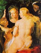 Peter Paul Rubens Venus at a Mirror oil painting picture wholesale