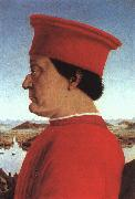Piero della Francesca The Duke of Urbino oil painting picture wholesale