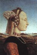Piero della Francesca The Duchess of Urbino oil painting picture wholesale
