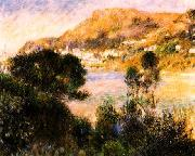 Pierre Renoir The Esterel Mountains oil painting picture wholesale