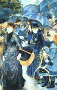 Pierre Renoir Umbrellas oil painting picture wholesale