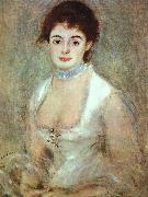 Pierre Renoir Portrait of Madame Henriot oil painting picture wholesale