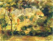 Pierre Renoir Sacre Coeur oil painting picture wholesale