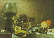 Pieter Claesz Still Life2 oil painting picture wholesale