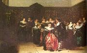 Pieter Codde Merry Company 2 oil painting picture wholesale