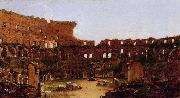 Thomas Cole Interior of the Colosseum Rome oil painting picture wholesale