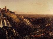 Thomas Cole The Cascatelli ivoli, Looking Towards Rome oil painting picture wholesale