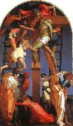 Rosso Fiorentino Deposition from the Cross oil painting artist
