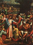 Sebastiano del Piombo The Resurrection of Lazarus 02 oil painting picture wholesale
