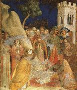 Simone Martini The Miracle of the Resurrected Child oil painting picture wholesale
