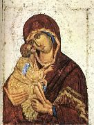 THEOPHANES the Greek Madonna of Don Icon nst oil painting picture wholesale