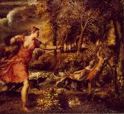 TIZIANO Vecellio Death of Actaeon jhfy oil painting artist