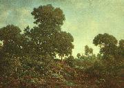 Theodore Rousseau Springtime  ggg oil painting artist