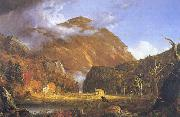 Thomas Cole Notch of White Mountins oil painting picture wholesale