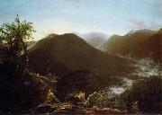 Thomas Cole Sunrise in the  Catskill oil painting picture wholesale