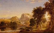 Thomas Cole Sketch for Dream of Arcadia oil painting picture wholesale