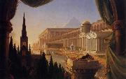 Thomas Cole Architect s Dream oil painting picture wholesale