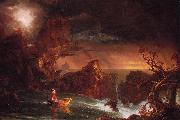 Thomas Cole Voyage of Life oil painting picture wholesale