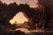 Thomas Cole Evening in Arcady oil painting picture wholesale