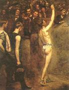 Thomas Eakins Salutat oil painting picture wholesale