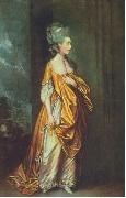 Thomas Gainsborough Mrs Grace Elliot oil painting picture wholesale