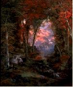 Thomas Moran Autumnal Woods oil painting picture wholesale