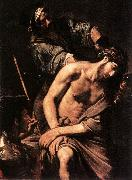 VALENTIN DE BOULOGNE Crowning with Thorns wr oil painting picture wholesale