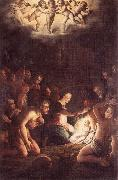 VASARI, Giorgio The Nativity  wt oil painting artist