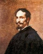 VELAZQUEZ, Diego Rodriguez de Silva y Portrait of a Man et oil painting picture wholesale