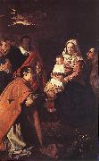 VELAZQUEZ, Diego Rodriguez de Silva y The Adoration of the Magi et oil painting picture wholesale