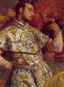 VERONESE (Paolo Caliari) The Marriage at Cana (detail) aer oil painting artist