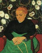Vincent Van Gogh Madame Augustine Roulin oil painting picture wholesale