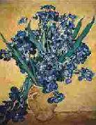Vincent Van Gogh Still Life with Irises oil painting picture wholesale