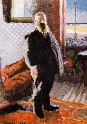Walter Sickert Victor Lecour oil painting artist