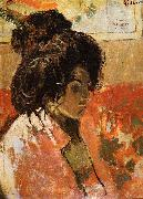 Walter Sickert La Giuseppina oil painting artist