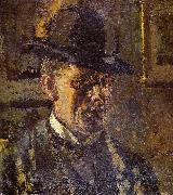 Walter Sickert The Juvenile Lead oil painting artist