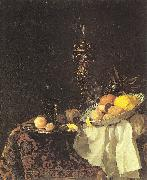 Willem Kalf Dessert oil painting picture wholesale