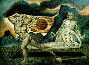 William Blake The Body of Abel Found by Adam and Eve oil painting picture wholesale
