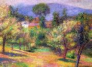 William Glackens Connecticut Landscape oil painting picture wholesale